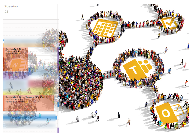 Microsoft Graph and Events API