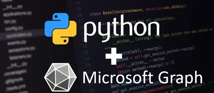 Python Plus Microsoft Graph